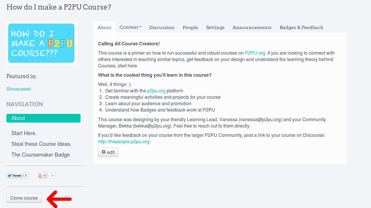 p2pu-course-clone