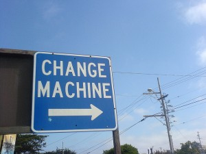 Change Machine by Tracy Ruggles, CC BY-SA