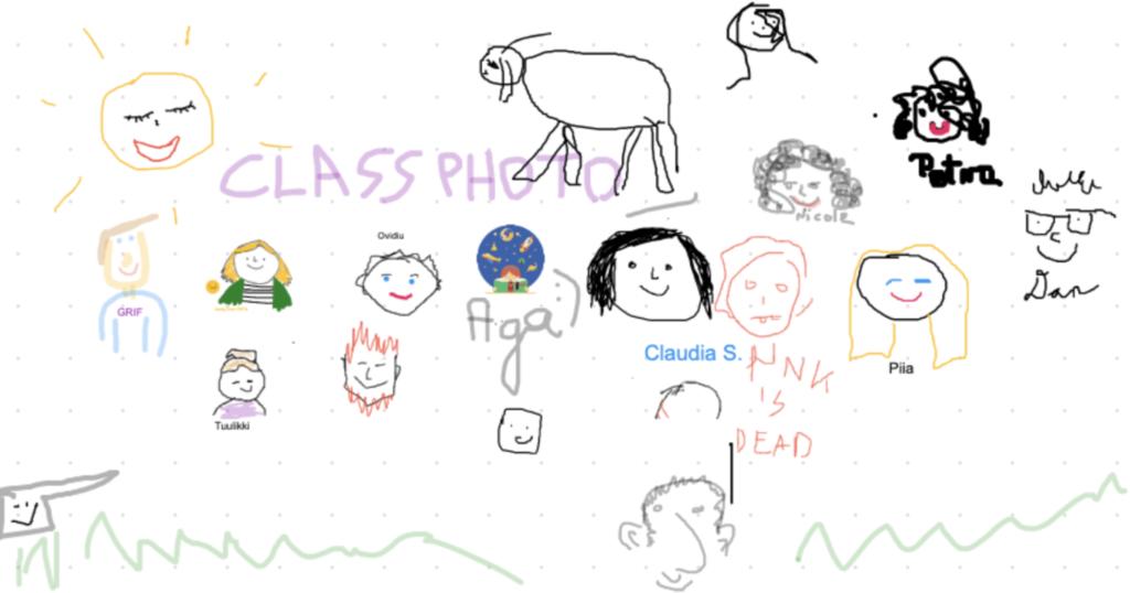 Facilitating my first virtual learning circle